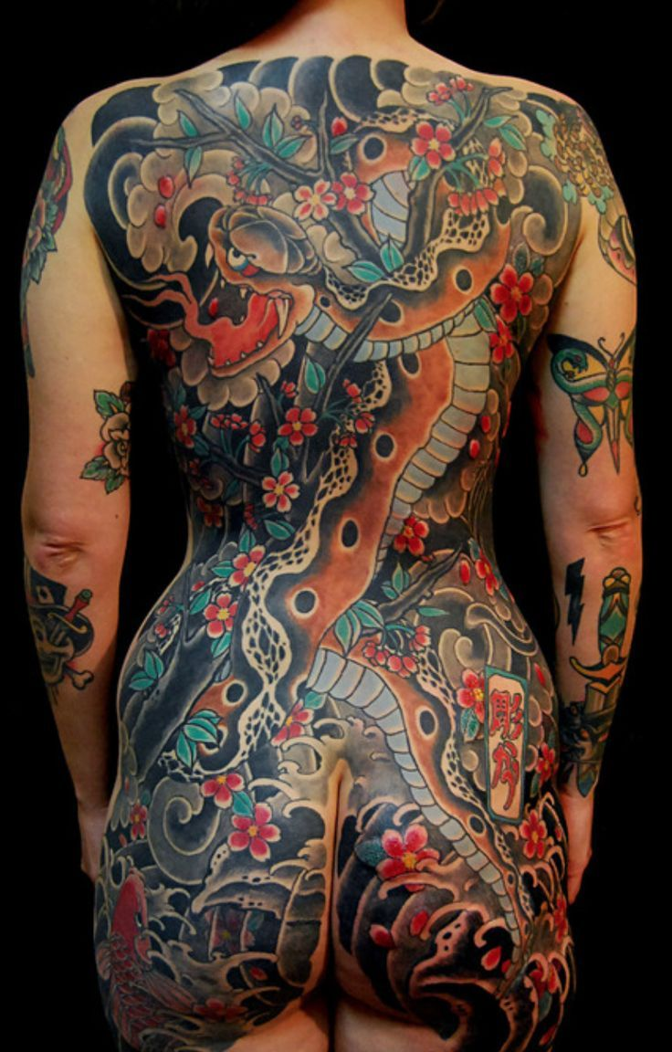 japanese tattoos irezumi meaning and history with pictures - 736×1152